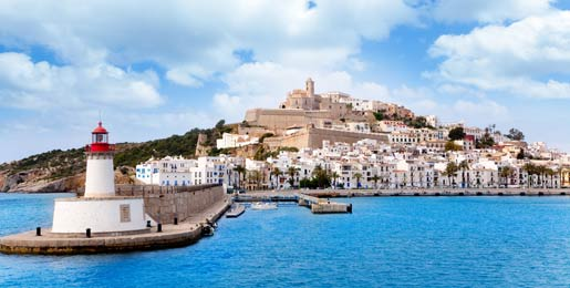 Car hire in Ibiza