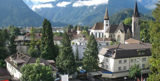 Car hire in Interlaken