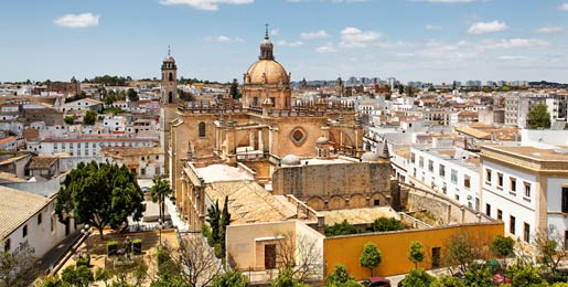 Car hire in Jerez