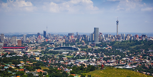 Rent a car Johannesburg