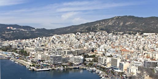 Car hire in Kavala