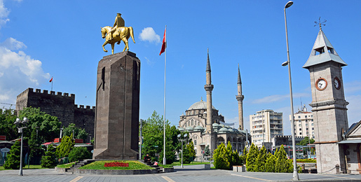 Car hire Kayseri