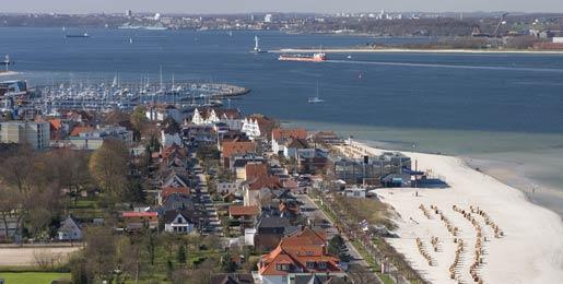 Noleggio auto a Kiel