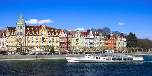 Alquiler de Autos en Konstanz