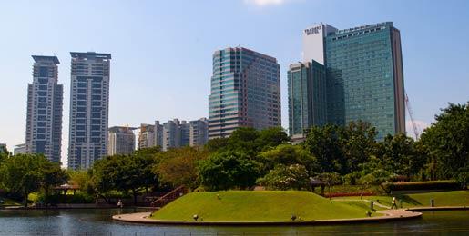 Noleggio auto a Kuala Lumpur