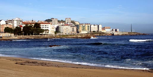 Car hire La Coruna