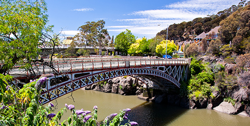 Car hire in Launceston