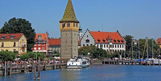 Car hire Lindau