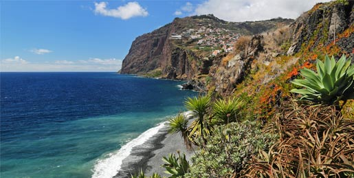 Car hire in Madeira
