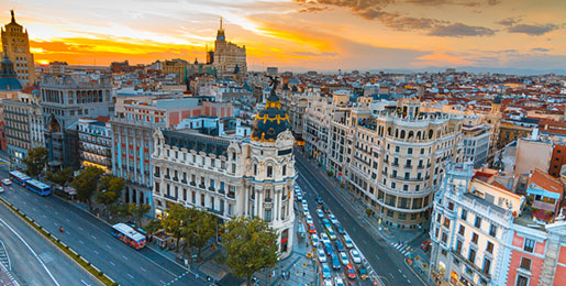 Rent a car a Madrid