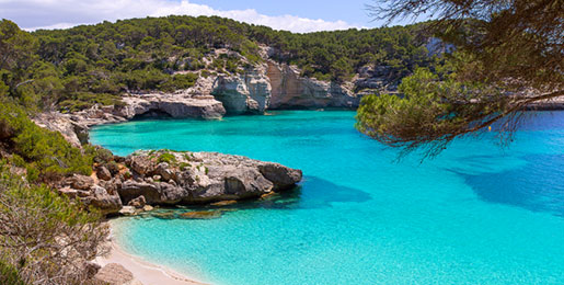 Rent a car a Minorca