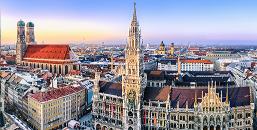Car Hire Munich
