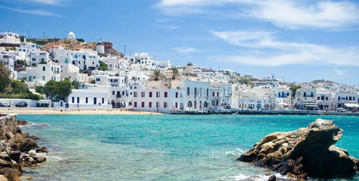 Car hire Mykonos