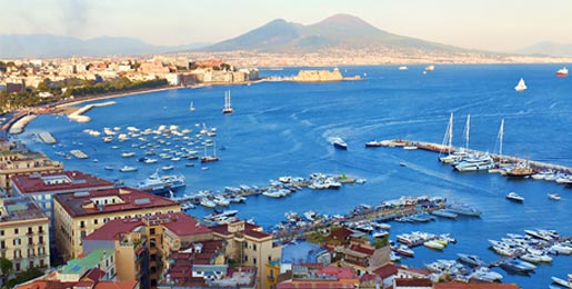 Car Hire in Naples