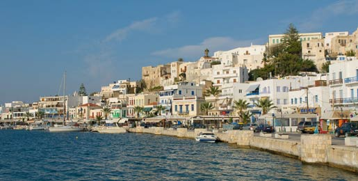 Mietwagen Naxos