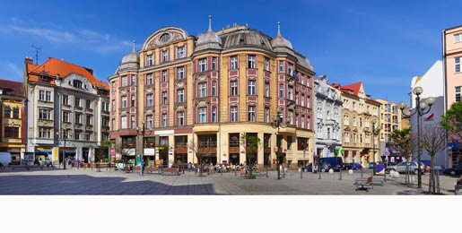 Car hire in Ostrava at the best prices