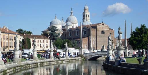 Rent a car a Padova