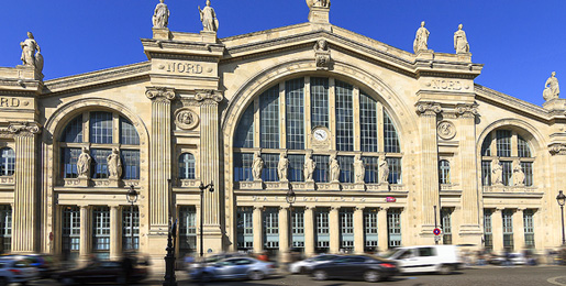 Car hire in Gare du Nord