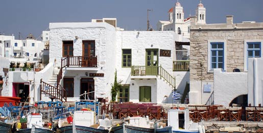 Car hire in Paros at the best prices
