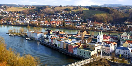 Mietwagen Passau