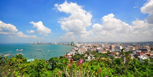 Car hire in Pattaya