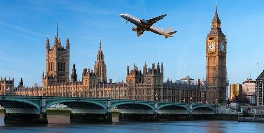 Leiebil London Heathrow Flyplass