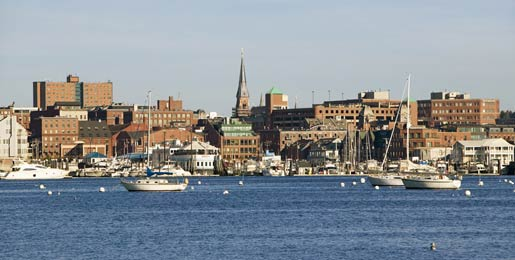 Car Hire Portland Maine
