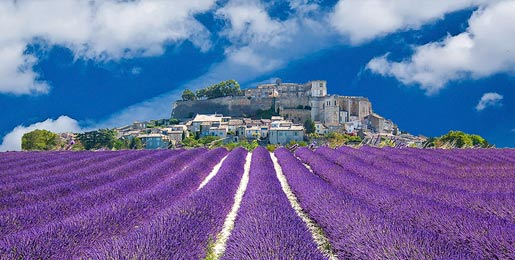 Mietwagen Provence