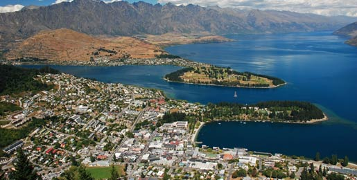 Car hire from Queenstown Airport