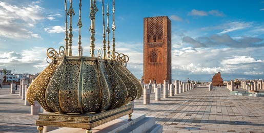 Car hire Rabat