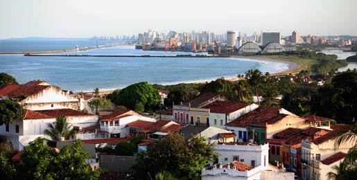 Alquiler de coches Recife