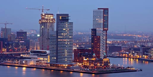 Car hire in Rotterdam at the best prices