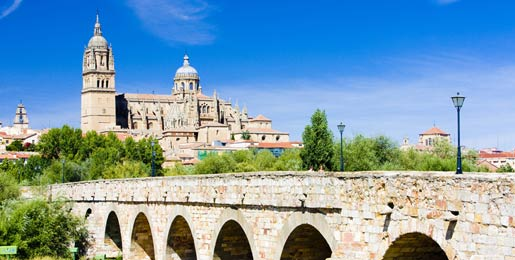 Car hire in Salamanca at the best prices