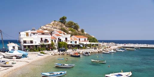 Alquiler de Autos en Samos