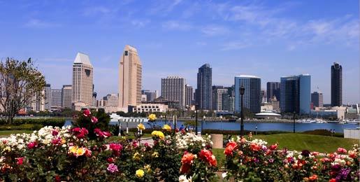 Alquiler de coches San Diego