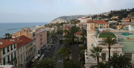 Car hire San Remo