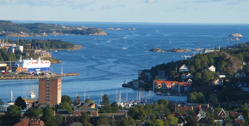 Car hire Sandefjord Airport Norway
