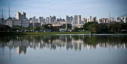 Biludlejning i Sao Paulo