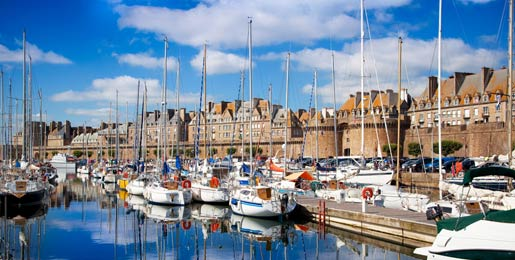 Car hire in St Malo