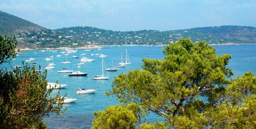 Car hire in St Tropez