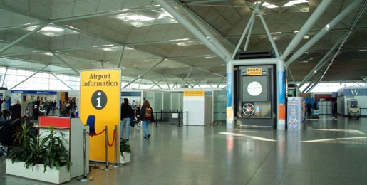 Lejebil Stansted
