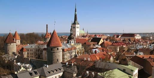 Noleggio auto a Tallinn