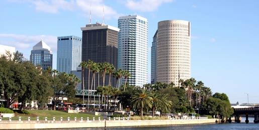 Car hire Tampa Airport