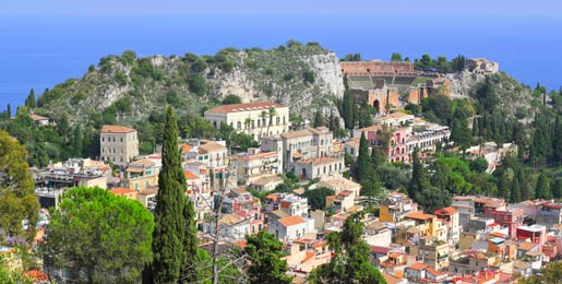 Car Hire Taormina