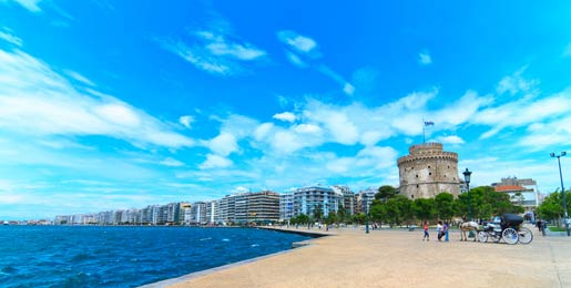 Car hire Thessaloniki