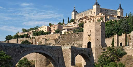 Car hire in Toledo at the best prices
