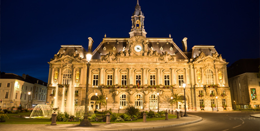 Car hire in Tours