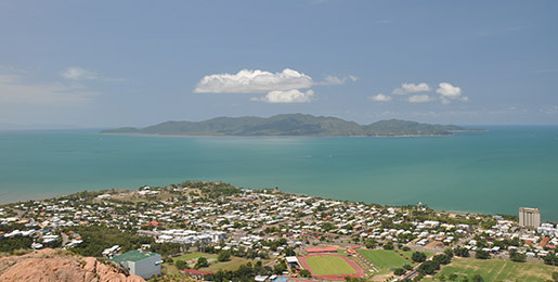 Car hire Townsville