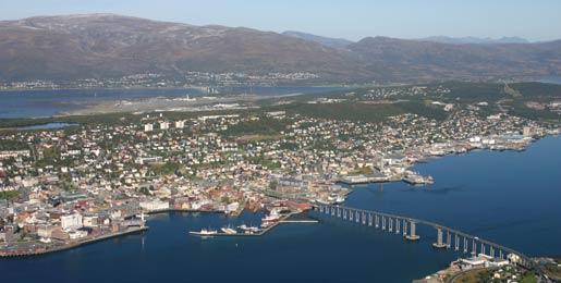 Biludlejning i Tromsø