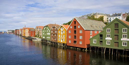 Cheap car hire Trondheim